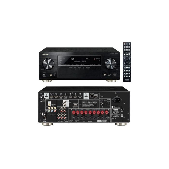 AV ресивер Pioneer VSX-923-K