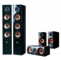 Комплект акустики 5.0 Pure Acoustics Supernova 8 (цвет орех)