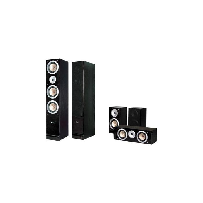 Комплект акустики Pure Acoustics QX900 5.0 (цвет чёрный)
