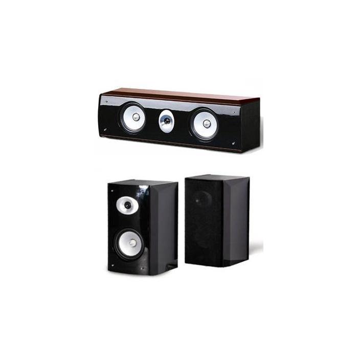 Комплект акустики Pure Acoustics DREAM 77 S&C (чёрный)