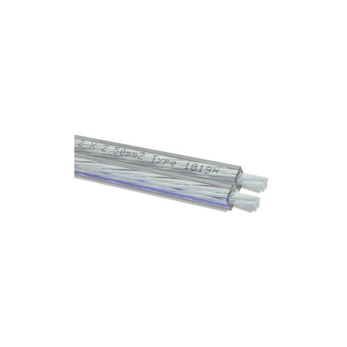 Кабель Oehlbach Silverline Speaker Cable 2x2,5 мм кв.