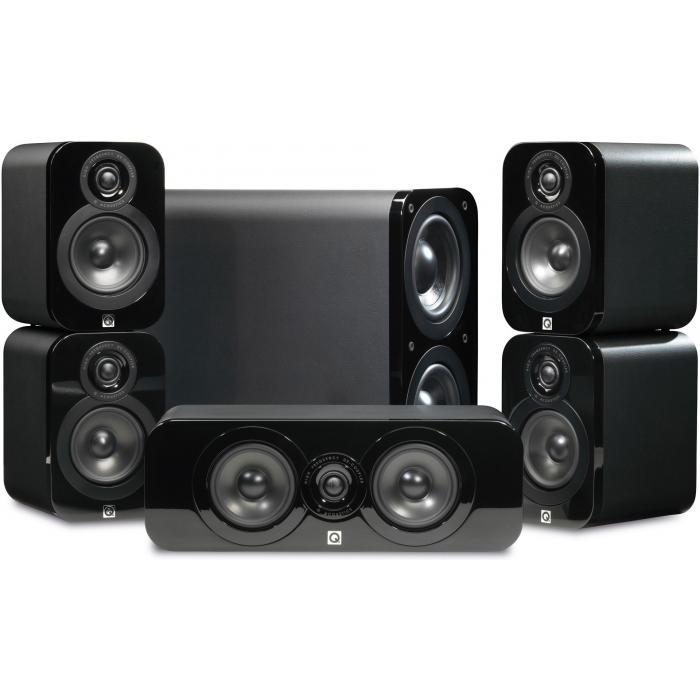 Q Acoustics 3000 Series 5.1 Cinema Pack